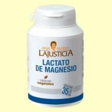 Lactato de Magnesio - 105 cápsulas - Ana María Lajusticia