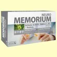 Memorium Neuro - 30 ampollas - DietMed