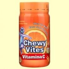 Chewy Vites Vitamina C - 60 gominolas - Chewy Vites