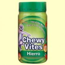 Chewy Vites Hierro Multivitamina - 60 gominolas - Chewy Vites