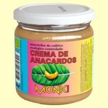Crema de Anacardos Bio - 330 gramos - Monki