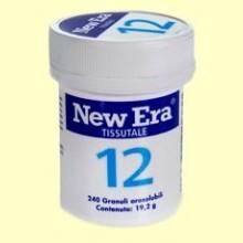 Sal de Schüssler Nº12 Sulfato de Calcio - 240 comprimidos - New Era