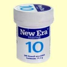Sal de Schüssler Nº10 Sulfato de Sodio - 240 comprimidos - New Era