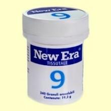 Sal de Schüssler Nº9 Fosfato de Sodio - 240 comprimidos - New Era