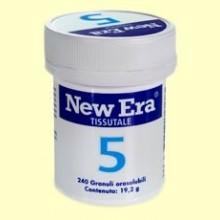 Sal de Schüssler Nº5 - Fosfato de Potasio - 240 comprimidos - New Era