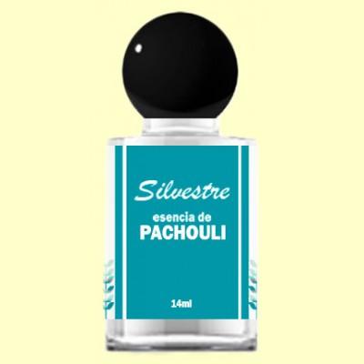 Esencias Naturales - Esencia de Pachouli - Suerte- Armonía - 14 ml.