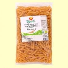 Macarrones de Trigo - 500 gramos - Vegetalia