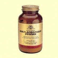 Multiacidophilus 113 g En polvo - Digestivo - Solgar - 113 g