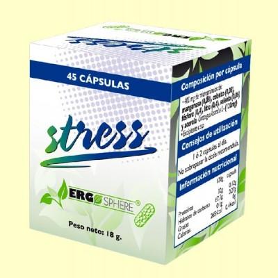Ergosphere Stress - 45 cápsulas - Ergonat