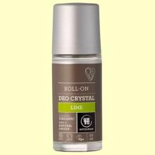 Desodorante de Lima Bio - 50 ml - Urtekram