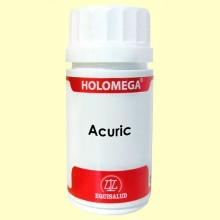Holomega Acuric - Ácido Úrico - 50 cápsulas - Equisalud