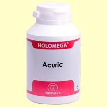 Holomega Acuric - Ácido Úrico - 180 cápsulas - Equisalud