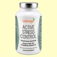 Active Stress Control - 60 perlas - Salengei