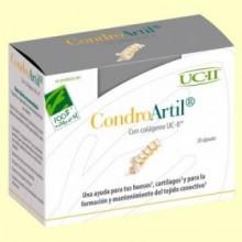 CondroArtil con Colágeno UCII - Articulaciones - 30 cápsulas - 100% Natural