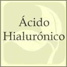 Información sobre: Ácido Hialurónico