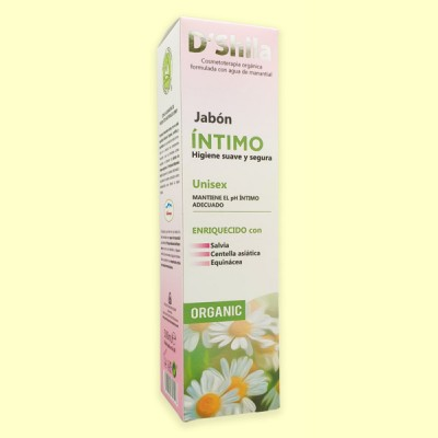 Jabón Íntimo Formato Familiar - D'Shila - 500 ml