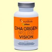 DHA Origen NPD1 1000 Vision - 120 perlas - Nutilab
