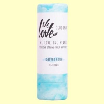 Desodorante en Stick Forever Fresh Bio - 65 gramos - We Love The Planet