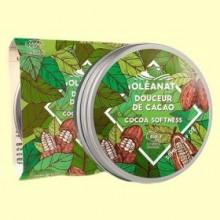 Crema Facial Suave al Cacao y Karité Bio - 50 ml - Oléanat