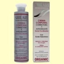 Crema Corporal Correctora Antioxidante - 200 ml - Shilart