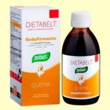 Dietabelt Quema Redufirmante - 240 ml - Santiveri