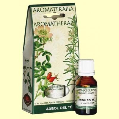 Árbol del Té - Aceite Esencial - 15 ml - Flaires
