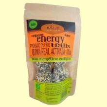Bio Energy Ball con Quinoa y Chía - 120 gramos - Dàlit Natura