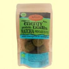 Bio Energy Ball con Matcha - 120 gramos - Dàlit Natura