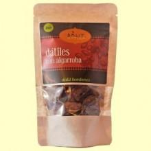 Bio Bombones Dátil con Algarroba - 120 gramos - Dàlit Natura