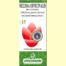 Melisa Solución Hidroalcohólica - Specchiasol - 50 ml