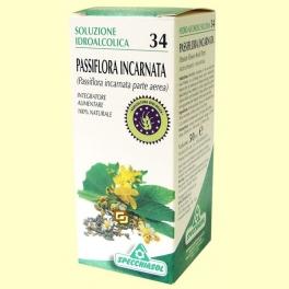 Passiflora Solución Hidroalcohólica - 50 ml - Specchiasol
