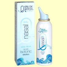 Lavado Nasal Spray Acción Moderada - 100 ml - Quinton