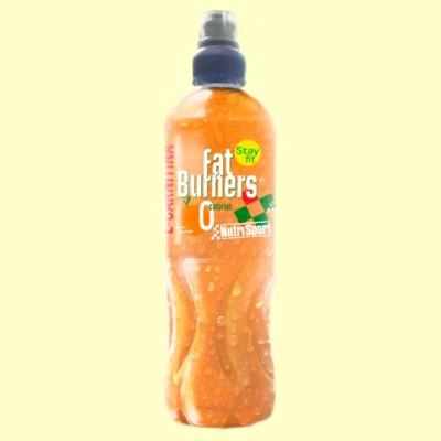 Fat Burners - Bebida Naranja - 500 cc de NutriSport