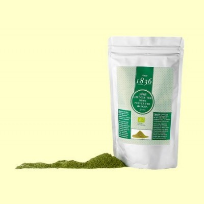 Té Verde Matcha Ujicha Bio - 200 gramos - D&B