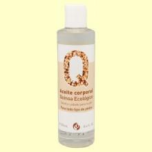 Aceite Corporal de Quinoa Eco - 250 ml - Van Horts