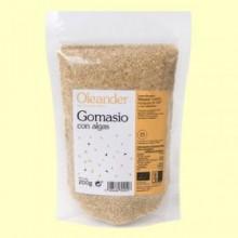 Gomasio con Algas Bio - 200 gramos - Oleander