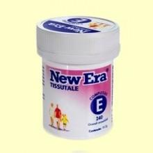 Complejo E de Schüssler - 240 comprimidos - New Era
