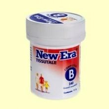 Complejo B de Schüssler - 240 comprimidos - New Era