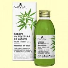 Aceite de Semillas de Cáñamo - 150 ml - Natysal