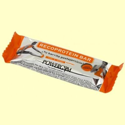 Recoprotein Bar Chocolate - 35 gramos - Powergym
