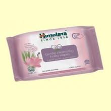 Toallitas Suaves Limpiadoras para Bebé - 56 unidades - Himalaya