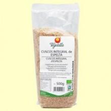 Cuscús Integral de Espelta Bio - 500 gramos - Vegetalia