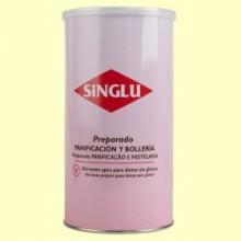 Preparado de Panificacion y Bollería de Trigo Sin Gluten - 800 gramos - Singlu