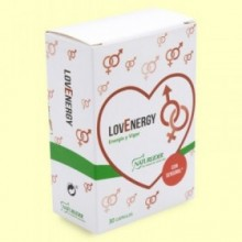 LovEnergy - Salud Sexual - 30 cápsulas - Naturlider