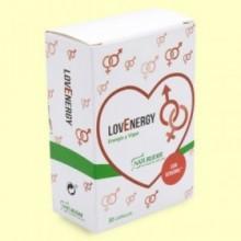 LovEnergy - Salud Sexual - 30 cápsulas - Naturlider
