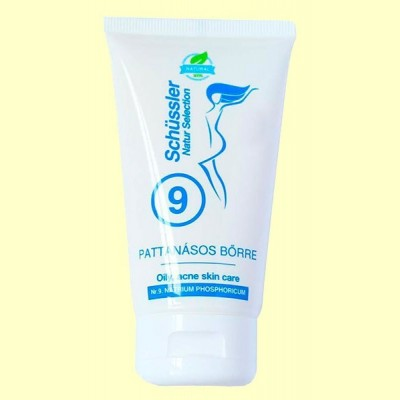 Crema Piel Impura Nº9 Natrium Phosphoricum - 75 ml - Schüssler