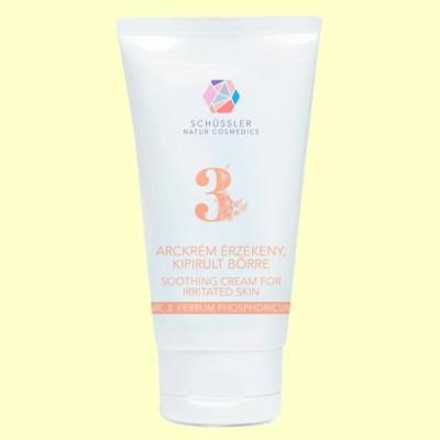 Crema Calmante Nº3 Ferrum Phosphoricum - 75 ml - Schüssler