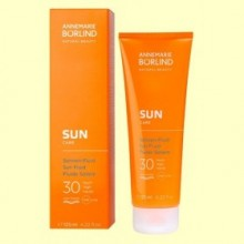 SUN Fluido Solar IP 30 - 125 ml - Anne Marie Börlind