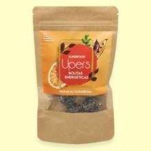 Bolitas Energéticas - Naranja Algarroba - 80 gramos - Upers