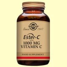 Ester C Plus 1000 mg - Vitamina C - 180 comprimidos - Solgar